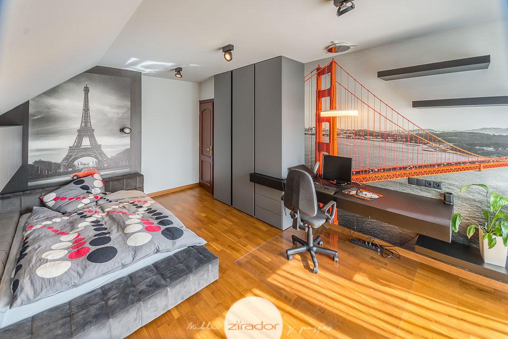 meble do apartamentu na poddaszu (7)