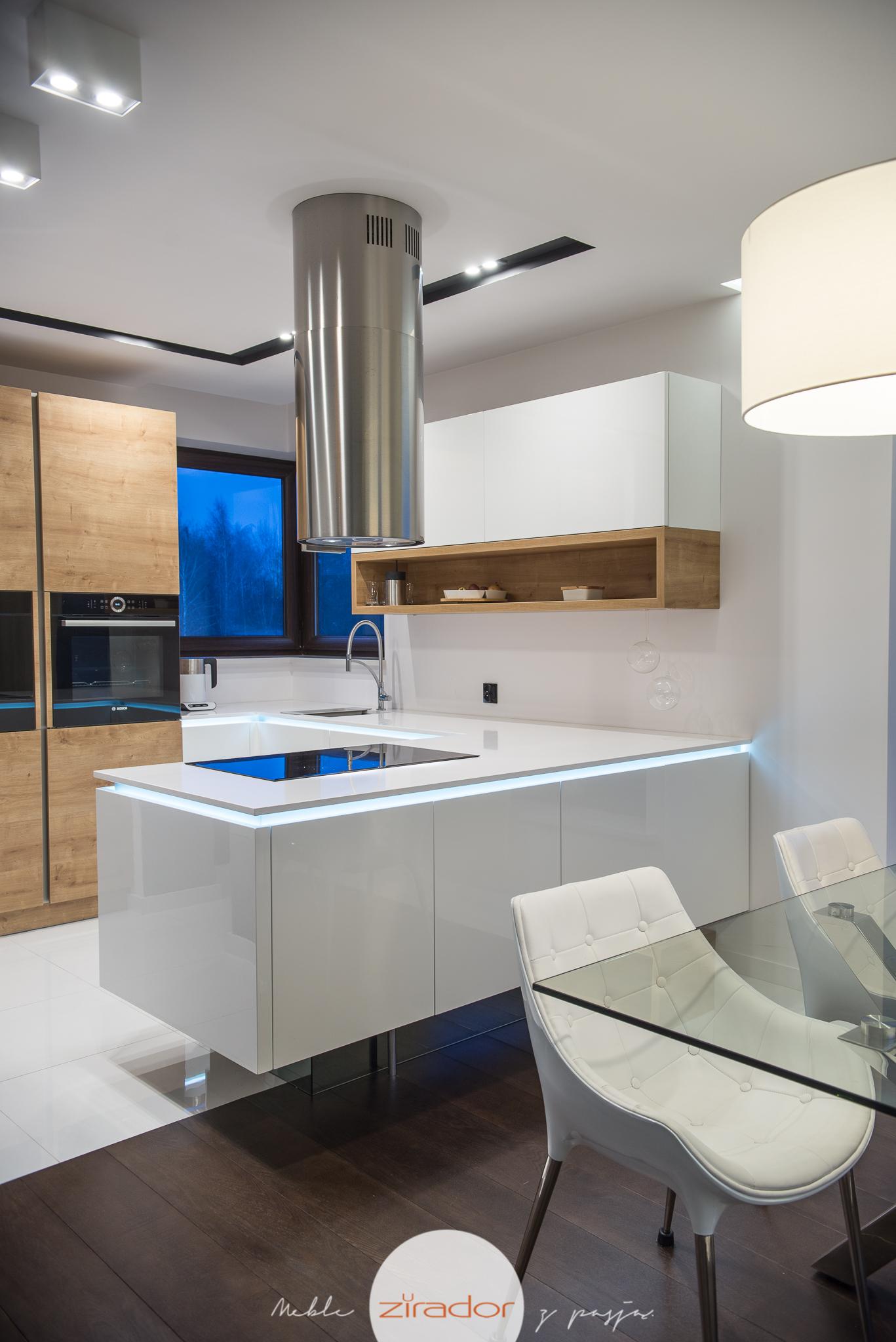 meble kuchenne automatycznie otwierane
